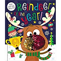 Reindeer of the Yearクリスマス [並行輸入品]