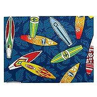 stock-vector-surfboard-hibiscus-pattern-seamless-191951723サーフィンサンゴのビロード 500ピースジグソーパズル 大人向け 減圧玩具 家の装飾 パズル 人気 パズルゲーム 知育おもちゃ