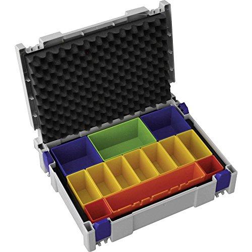 Tanos systainer® I 80590755 Transportkiste ABS Kunststoff (L x B x H) 400 x 300 x 105mm