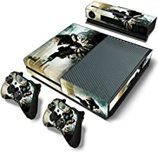 GoldenDeal XBOX ONE Console and DualShock 4 Controller Skin Set - Patriot Soldier Warrior Warfare - XBOX ONE