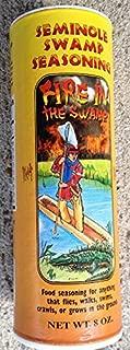 fire in swamp