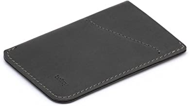 Bellroy Card Sleeve, slim leather wallet (Max. 8 cards and bills)