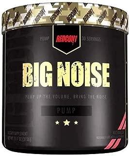 Big Noise - Pump Formula - Tigers Blood - 30 Servings