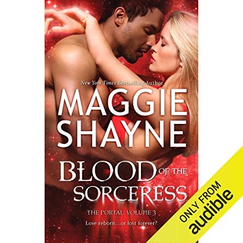 Blood of the Sorceress Audiobook By Maggie Shayne cover art
