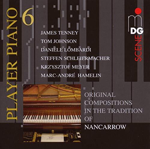 Player Piano 6: Nancarrow Studies for Player