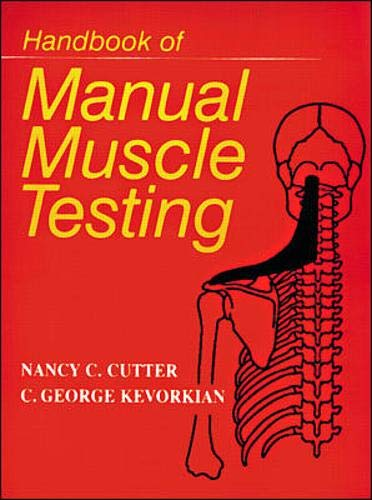 Handbook of Manual Muscle Testing