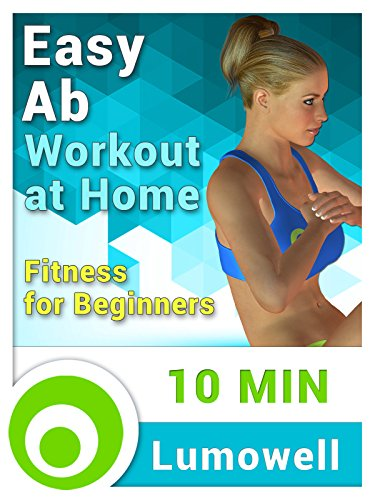 Easy Ab Workout at Home - Fitness for Beginners