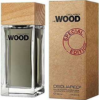 Dsquared2 He Wood Special Edition For Men -150ml, Eau de Toilette,