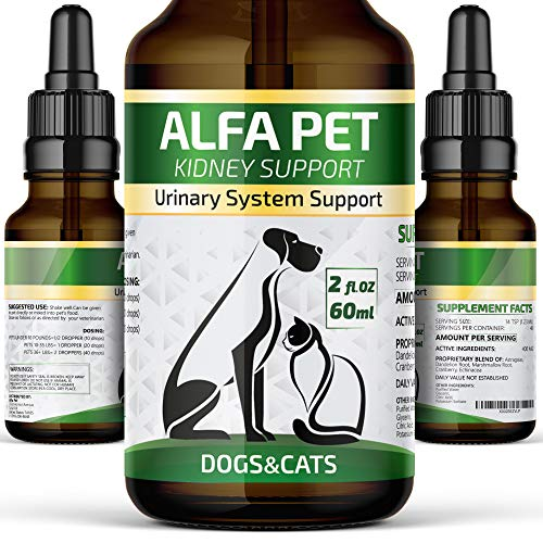 Top 10 best selling list for kidney herbal supplements for cats