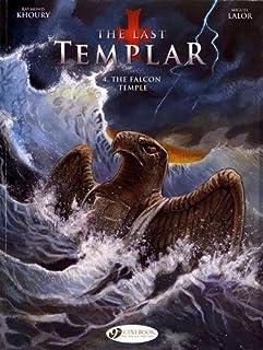 Last Templar the Vol. 4: the Falcon Temple