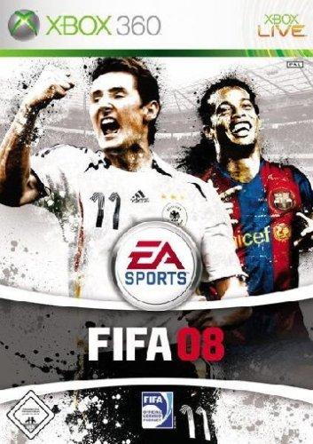 Electronic Arts FIFA 08 Classic, Xbox 360 - Juego (Xbox 360)