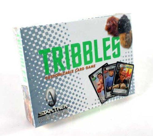 STAR TREK - TRIBBLES Customizable Card Game