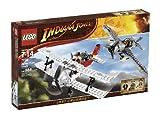 LEGO Indiana Jones Fighter Plane Attack (7198)