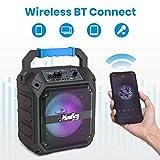 Immagine 1 sistema pa portabile moukey bluetooth