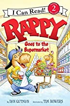 Rappy Goes to the Supermarket (I Can Read! Level 2: Rappy the Raptor)