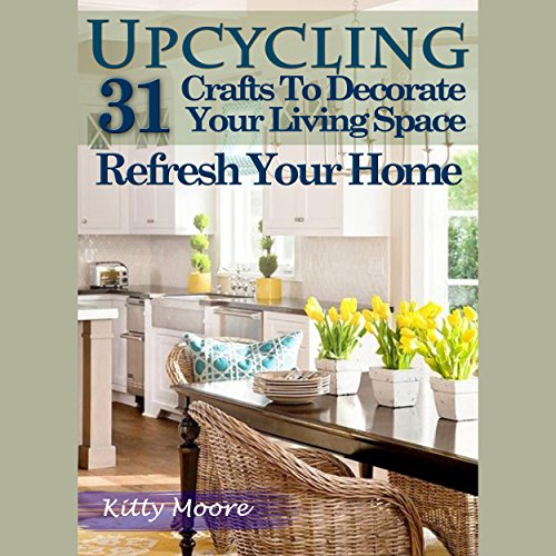 Upcycling audiobook cover art