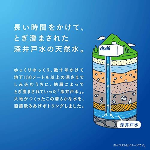 『[Amazon限定ブランド] #like アサヒ おいしい水 天然水 ラベルレスボトル 2L×9本』の6枚目の画像