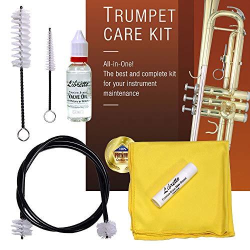 Libretto Trumpet (Cornet) ALL-INCLUSIVE Care Kit