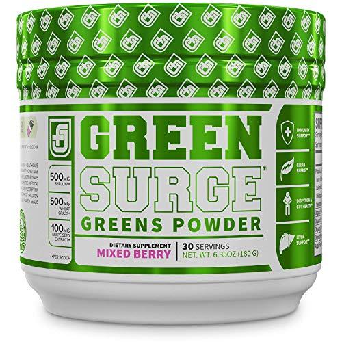 Green Surge Green Superfood Powder Supplement