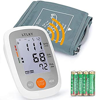 LTLKY Upper Arm Blood Pressure Monitor (BSX541)