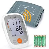 Automatic Arm Blood Pressure Monitor for Home use,Digital BP Machine with 17.32' Wide-Range Large Cuff (541)