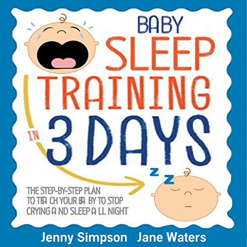 Baby Sleep Training In 3 Days cover art
