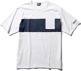 [ヘリーハンセン] Tシャツ ショートスリーブボーダーティー ユニセックス
