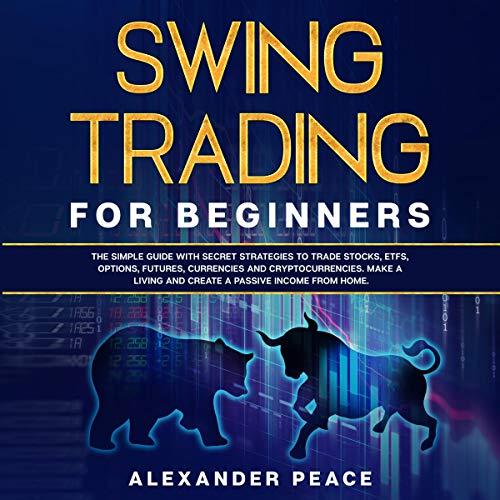Swing Trading for Beginners cover art