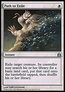 Magic: the Gathering - Path to Exile - Commander