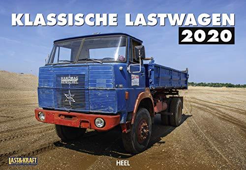 Klassische Lastwagen 2020: Legendäre LKW-Klassiker
