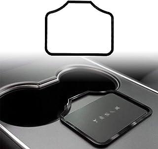 Soporte para Llaves de Consola Central T-esla Model 3, Evita Que la Tarjeta