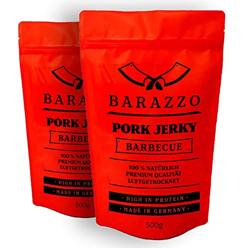 The Butcher's Meat GmbH -  Barazzo Jerky Pork