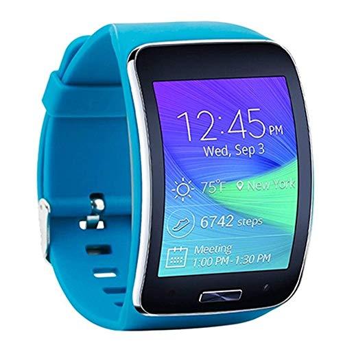 YLJYJ Für Samsung Galaxy Gear S R750 Uhr Armband Armband Für Galaxy Gear S R750 Smartwatch Band Ersatz (Keine Uhr bequem