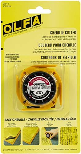 OLFA Chenille Cutter, Yellow