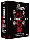 Coffret johnnie to : filatures ; exile ; sparrow ; election 1 ; election 2