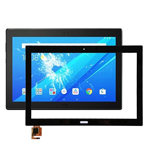 ASAMOAH Parte de reemplazo para teléfonos móviles Digitizador de Pantalla táctil Lenovo TAB4 10 Plus/TB-X704 Accesorios telefonicos (Color : Black)