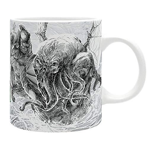Cthulhu - Großer Alter - Tasse | H.P. Lovecraft