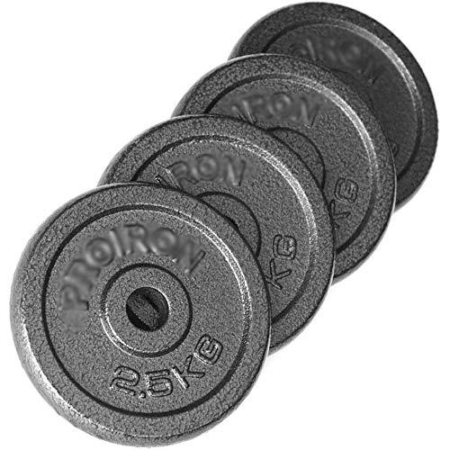 XCXC Bumper Plates, Apertura 25mm / 1 Pollice Piastra Standard Fitness Piatti Olimpico Paraurti Peso Piastre Bilanciere Manubri Fusioni di Sollevamento E dei Consumatori Peso Commerciale degli Uomini