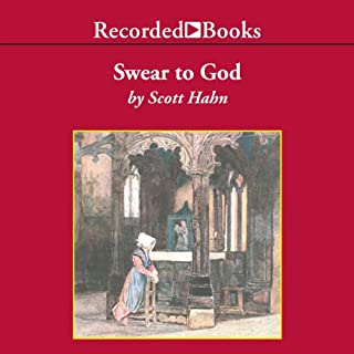 Swear to God audiobook cover art