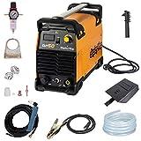 Display4top 220V CUT-50 Plasma Cutter,Écran LCD, économie d'énergie et pas de bruit, vitesse de coupe élevée, épaisseur de coupe maximale: 1-12 mm