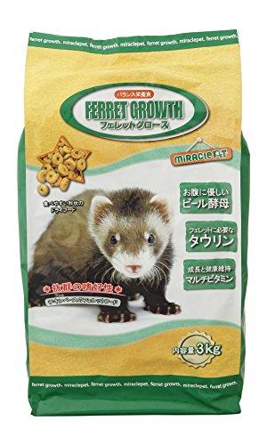 ニチドウ フェレットグロース 3kg