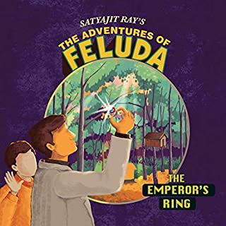 The Adventure of Feluda: Emperor's Ring cover art