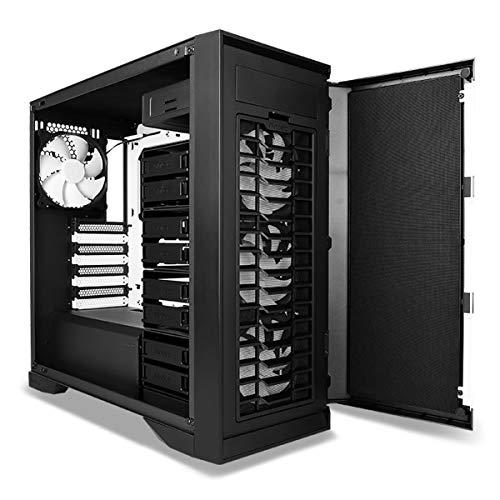 Antecストレージ性能を高めたATX対応サイレントミドルタワーPCケース「P101Silent」BLACK