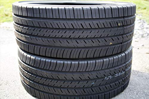 Set of 2 (TWO) Atlas Tire Force UHP High Performance All-Season Radial Tires-275/35R19 100Y XL
