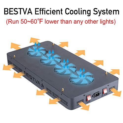 BESTVA DC Series 4000W LED Grow Light