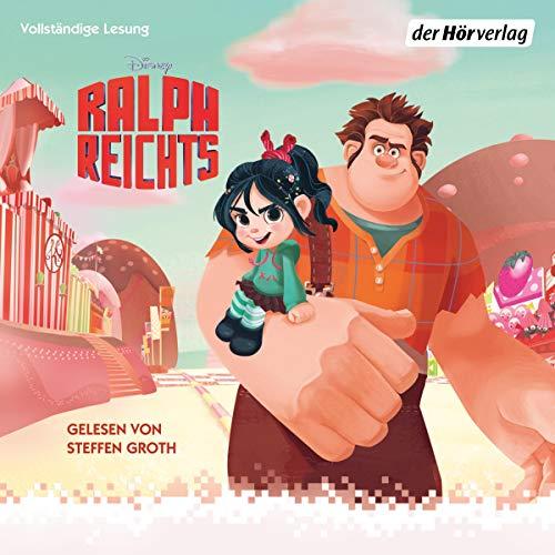 Ralph reichts 1 cover art