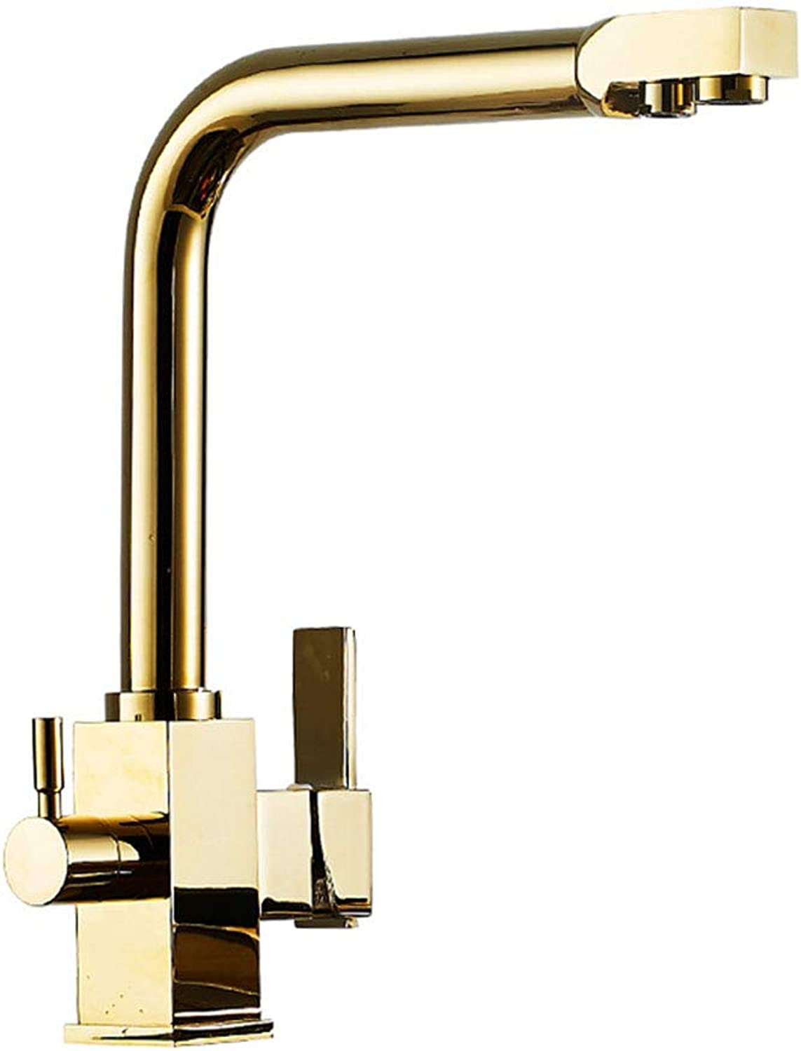 Xinsheng Contemporary 360° Swivel Bathroom Tap Solid brass hot and cold water faucet Single handle Basin Mixer faucet