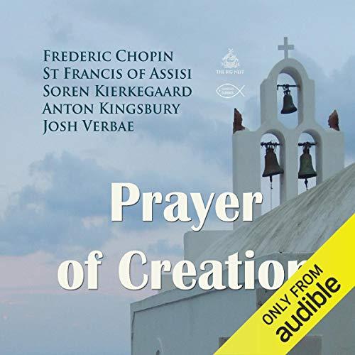 Prayer of Creation audiobook cover art