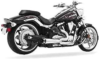Freedom MS00012 Exhaust (Exh 2 Into 1 Black M109R)