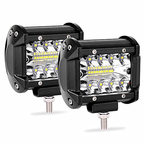 Focos LED Tractor, 2pcs 7
